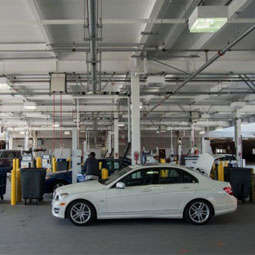 Port of Seattle Consolidated Rental Car Facility