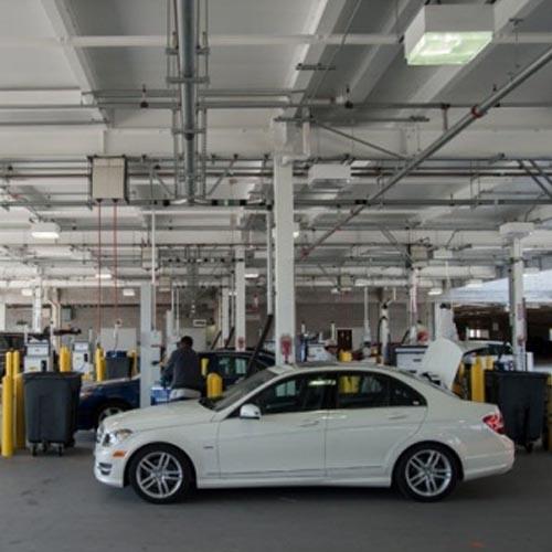 Port Of Seattle Rental Car Facility